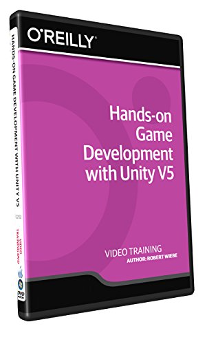 Hands-on Game Development with Unity V5 - Training DVD by Infiniteskills