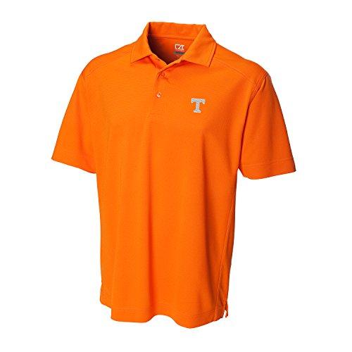 NCAA Tennessee Volunteers Men's Genre Polo Shirt, XX-Large, Orange