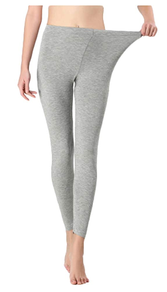 Women's Ultra Soft Thermals Underwear Bottom Base Layer Long Johns Leggings