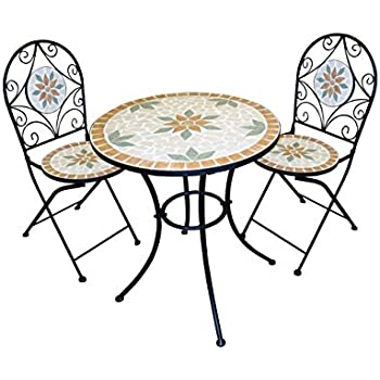 Bistro Garden Table And 2 Chairs Uk Gardens 3 Piece