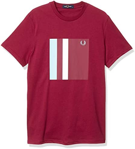 Tシャツ TIPPED GRAPHIC T-SHIRT M8536 メンズ