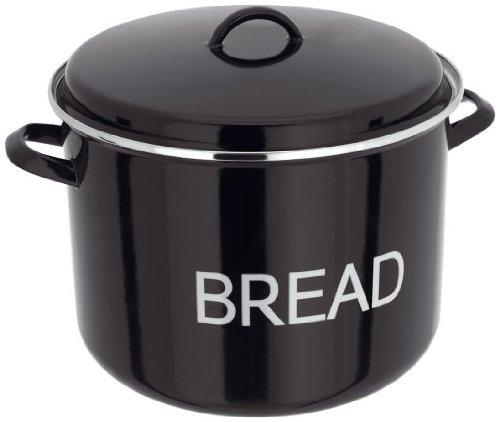 Judge Induction Black Bread Crock 30cm