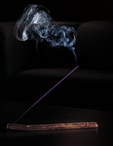 Hosley 300 Incense Sticks/Approx. 300 gm.Lavender Chamomile (Relaxation) Highly Fragranced Incense with Bonus Holder. Hand Fragranced, Infused with Essential Oils. O7 - incensecentral.us