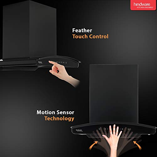 Hindware-Nadia-60-cm-1200-mhr-Filterless-Auto-Clean-Kitchen-Chimney-with-Motion-Sensor-and-Touch-Control-Black-C100220