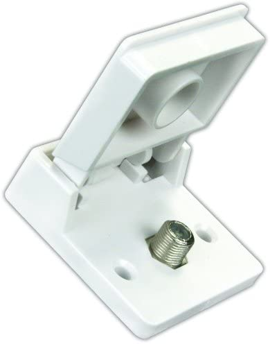New Exterior Tv Jack jr 47755 Polar White pkg.