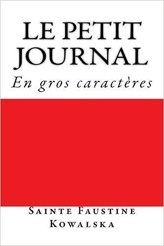 Amazon Fr Le Petit Journal En Gros Caracteres Marie