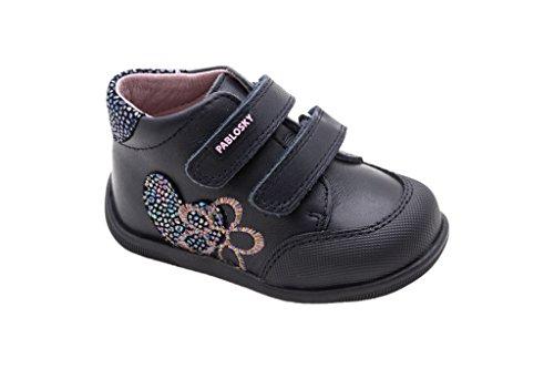 PABLOSKY Unisex-Child, Stiefel, 065115 Blau