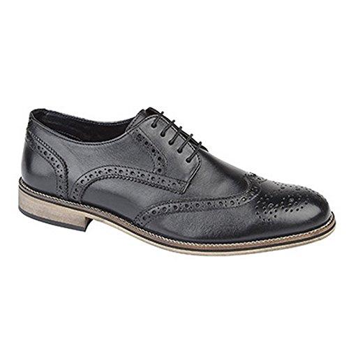 Homme de Chaussures Roamer Ville Noir aHvtB1q