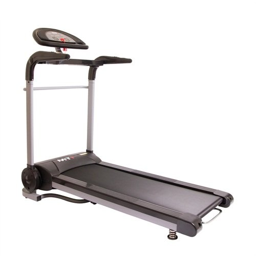 Confidence MTI 1100W Heavy Duty Motorized Electric Folding Treadmill Running Machine