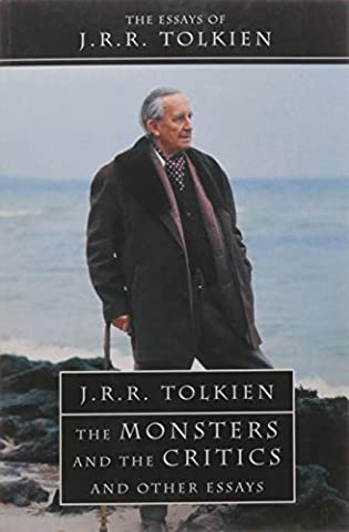 The Monsters and the Critics: And Other Essays. J.R.R. Tolkien (The Languages Of Tolkien)