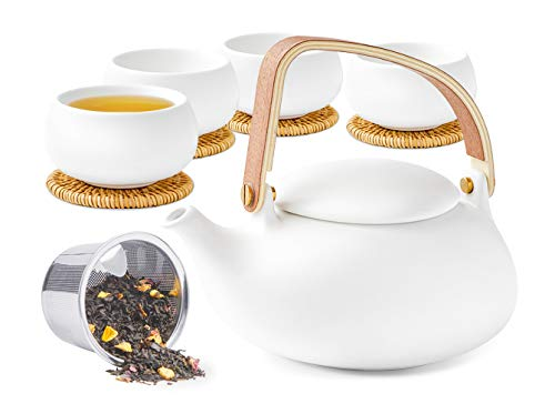 ZENS Japanese Infuser Ceramic Coasters product image