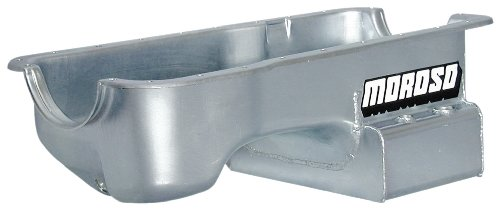 - Moroso 20506 Oil Pan for Ford 289-302 Engines