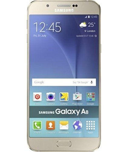 Samsung Galaxy A8 Gold Amazon In Electronics
