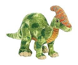 """Aurora World Parasaurolophus Dinosaur Plush, 16"""","""