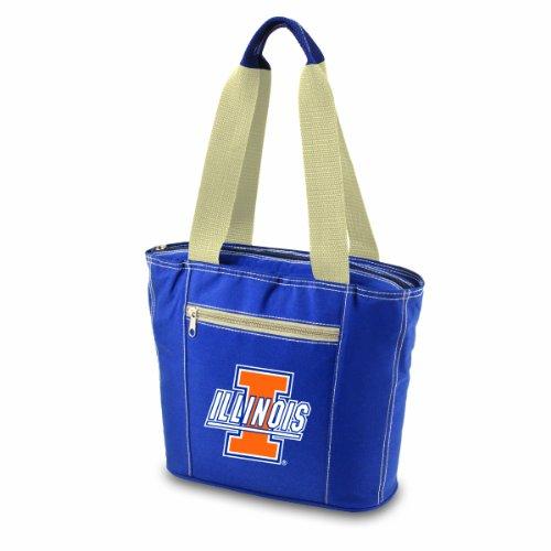 (NCAA Illinois Fighting Illini Molly Insulated Lunch Tote,)