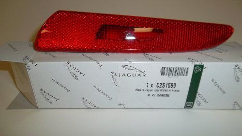 Passenger rear side marker lamp X-Type Jaguar -