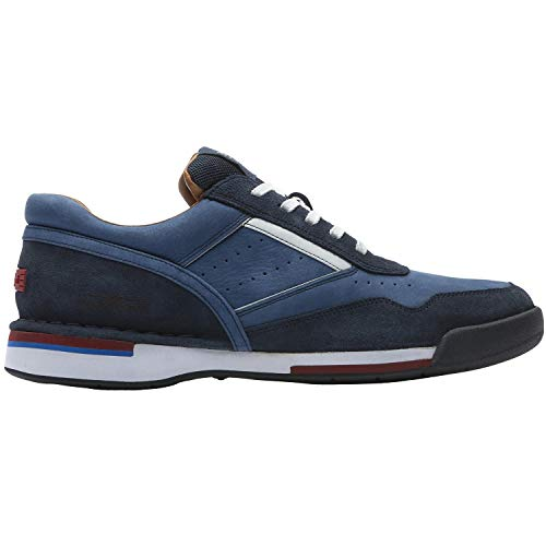 Rockport Prowalker Limited Edition Walking Classic Walking Shoes 11.5 D(M) US Navy NBK/Suede ()