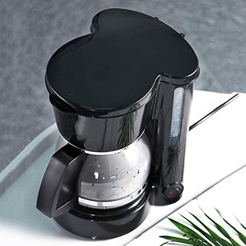 Machine à café filtre, filtre 600W amovible for garder au chaud 750ML 5 tasses (150 ml/tasse) Machine à café FBA gratuit KNDTA