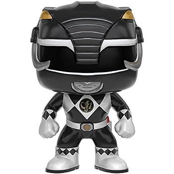 Amazon Com Funko Pop Tv Power Rangers Black Ranger