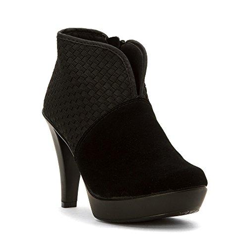 Bernie Mev Womens Palma Boots Black HSwJHKT
