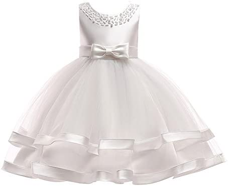 Toddler Girls Dresses Sleeveless Princess