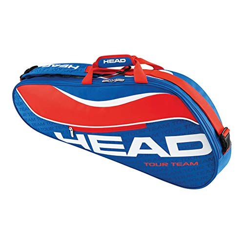 HEAD Tour Team 3R Pro Tennis Bag, Blue/Red