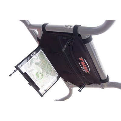 Tusk RZR Overhead Storage & Map Bag Black POLARIS RANGER RZR
