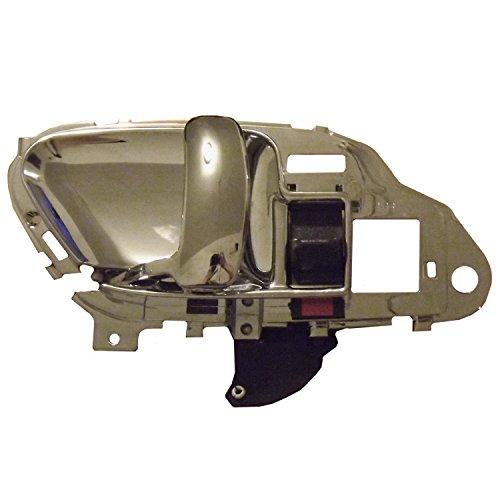 Needa Parts 911841 Front/Rear Left Chrome Interior Door Handle