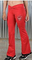 Envy Sonya Fitness Pant with Flattering V Tie Waist Complete with Rear Pockets