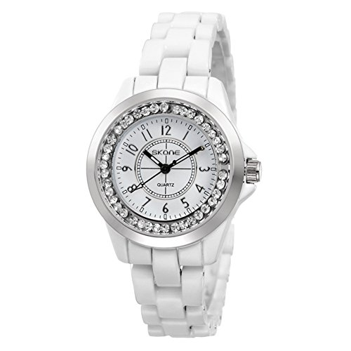 skone-women-casual-crystal-accented-quartz-wrist-watch-arabic-numerals-white-ceramic-band-watches