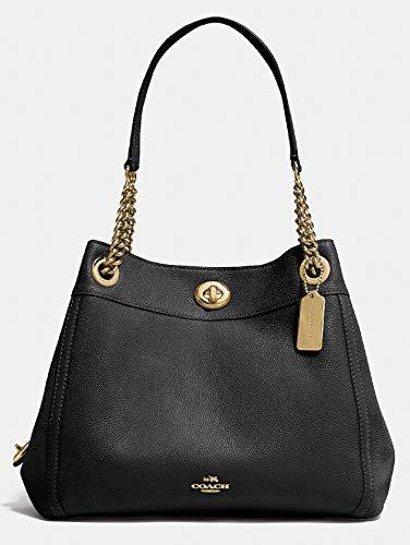 - COACH Women's Turnlock Edie Li/Black One Size