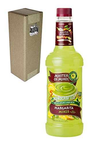 Sexy Martini Costumes (Master of Mixes Margarita Drink Mix, Ready To Use, 1 Liter Bottle (33.8 Fl Oz), Individually Boxed)