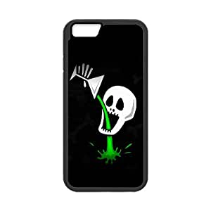 IPhone 6 Plus Cases Funny 143, Fun [Black]