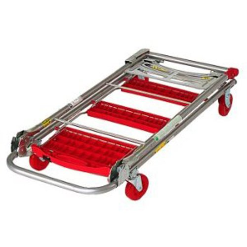 Total Trolley 4 In 1 Moving Trolley Step Ladder Hand