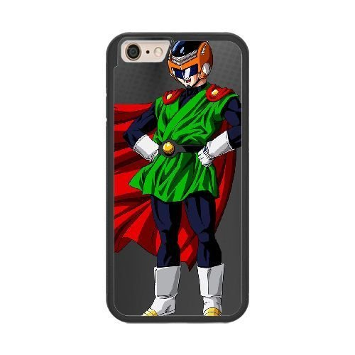 HD exquisite image for iPhone 6 plus 5.5 inch Cell Phone Case Black great saiyaman dragon ball z MAI0684661