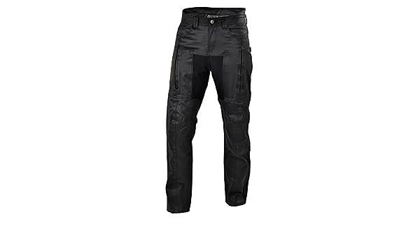 Trilobite consapho Hombres impermeable cera algod/ón protecci/ón motocicleta pantalones