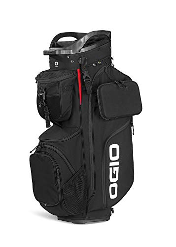 OGIO ALPHA Convoy 514 Golf Cart Bag, Black