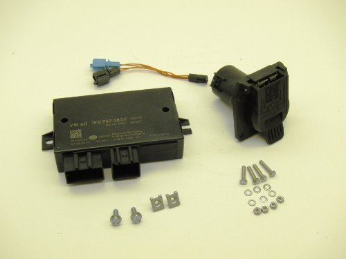 VOLKSWAGEN 5N0055204NA Trailer Hitch Electrical Installation Kit
