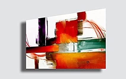 Quadro Moderno ASTRATTO - Quadri Moderni 50x70 cm stampa su tela ...