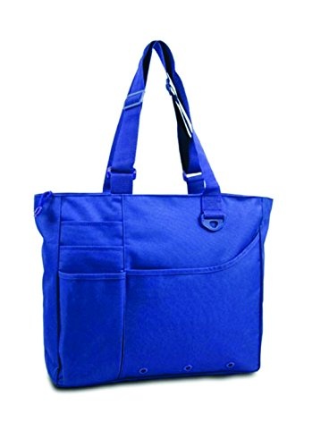 con multipla blu Spoiled Borsa cerniera reale Royal Pocket Office di viaggio da qwIgEZ