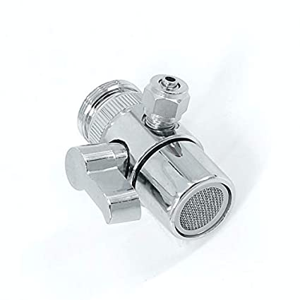 Merveilleux Lessonmart 1/4u0027u0027 Multi Function Basin Mixer Tap Kitchen Faucet Spout  Diverter For Ro Water Filter Switch Valve Drinking Water Machine      Amazon.com