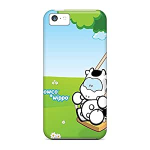 For HVhRRob5435dcqYb Cowco And Wippo Protective Case Cover Skin/iphone 5c Case Cover