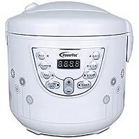 PowerPac Rice Cooker, White