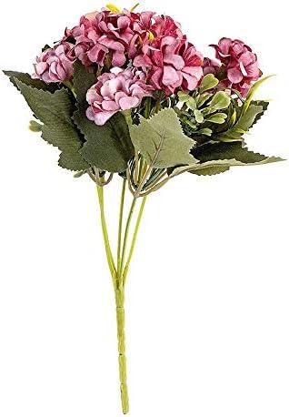 Bouquet de fleurs Bouquet de fleurs Diff/érentes fleurs et couleurs Id/ées avec un bouquet de fleurs artificielles 3 /à 4/cm. Hauteur 28/cm Fleurs /Ø env