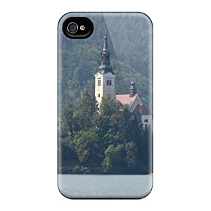 High Impact Dirt/shock Proof Case Cover For Iphone 4/4s (bohinj)