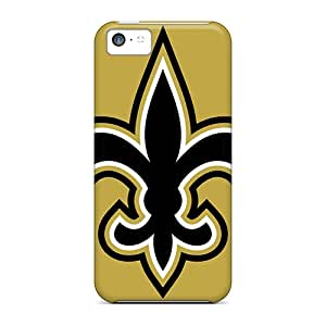 High-quality Durability Cases For Iphone 5c(new Orleans Saints)