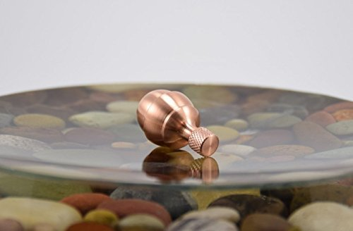 Yakima COPPER Spinning Top - Precision CNC Made in the USA