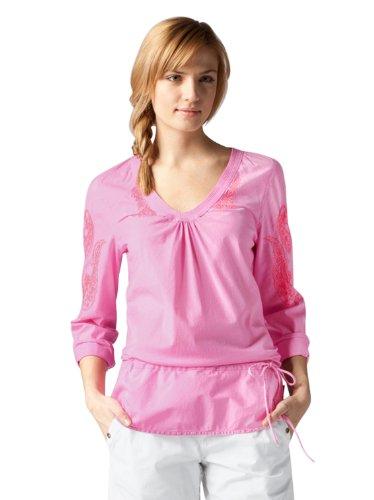 rosa Bogner Nine Fire Rosa Ice Claro Camisa Bluse qnAUw1