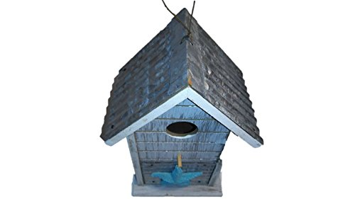 Review TopNotch Outlet Wooden Birdhouses