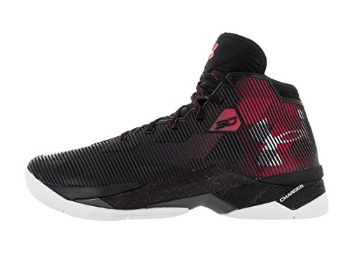 Scarpe da basket uomo Under Armour UA Curry 2.5, art. 1274425400, colore blu giallo Black/Red/Ele